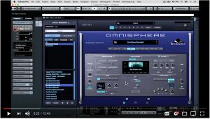 Omnisphere Envelope Control